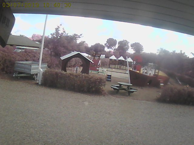 webcam skovmose camping